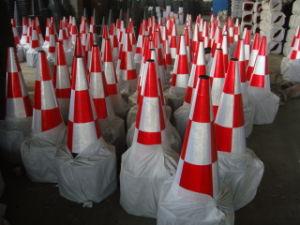 Les cônes de caoutchouc de la sécurité routière Workarea (CC-A13)