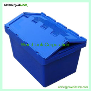 Tampa acoplada de alta qualidade para mover a caixa de plástico