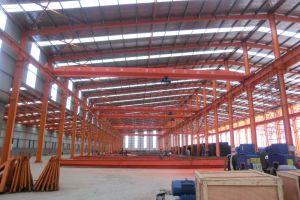 Los materiales de construcción prefabricados de estructura de acero