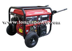 Su uso en casa 5.5kVA Portátil Generador de gasolina CON HONDA GX390
