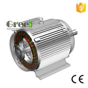 250kw 3 Fase AC Met lage snelheid/Generator van de Magneet van T/min de Synchrone Permanente, Wind/Water/HydroMacht