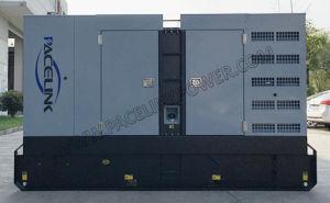 150kVA Cummins dreef Geluiddichte Diesel Generator met Ce/ISO aan