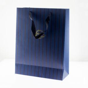 Custom упаковки бумажных мешков для пыли при печати логотипов торговых