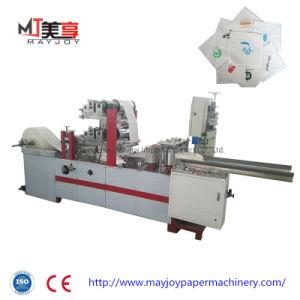 Excelente desempenho pleno relevo máquina guardanapos de papel