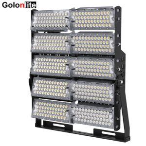 160lm/W projecteur réglable haute mât extérieur Sport Stadium de réflecteur module Spotlight 100W 200W 300W 400W 600W 800W 1200W 1500W 500W 1000W Projecteur à LED