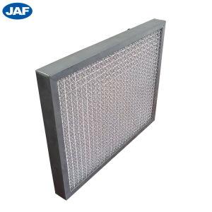 De uitgebreide Filter van het Metaal van het Netwerk van de Filter van de Lucht van het Aluminium