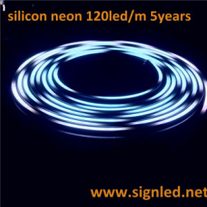 8*16mm 6*12mm Cores RGB LED Tubo de neon de Silicone