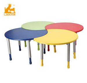 MDF regulable en altura de los niños de los niños los muebles de escritorio