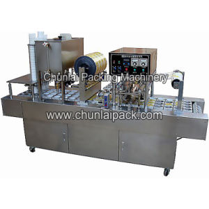 Materiale da otturazione della tazza della spremuta e macchina di sigillamento