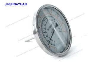 Termometro registrabile Bt-011/termometro bimetallico/termometro acciaio inossidabile