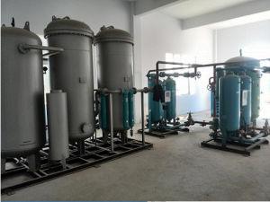 공기 압축기를 가진 질소 발전기 시스템