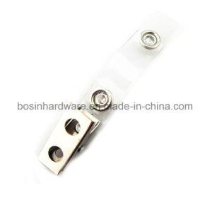 Clip del distintivo della cinghia della scheda di identificazione del metallo