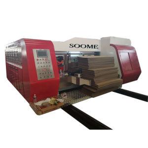 500 PCS/Min Flexo Máquina Impressora de Alta Velocidade