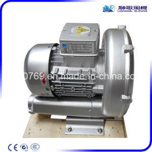 Aspiración de alto vacío de anillo central de aire del ventilador