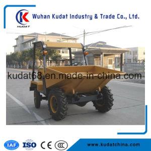 1.5tons de Kipwagen van de plaats met het Mechanische Tippen SD15 11d