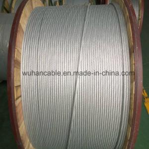 Filo di acciaio placcato di alluminio Acs per la trasmissione di elettricità
