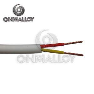 Pel a compensação do termopar tipo K com isolamento do fio do cabo
