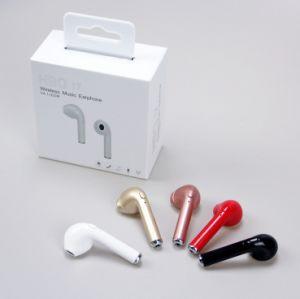 小型見えない単一の耳のBluetooth Earbud Earpodsの無線耳のイヤホーン
