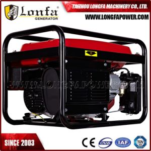 Gx390 6kVA 6kw 6000Wの単一フェーズの空気によって冷却されるガソリンかガソリン発電機