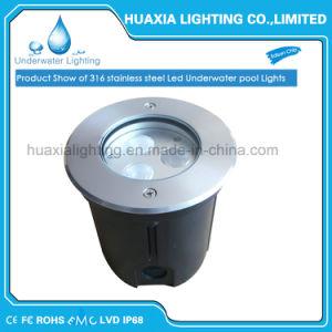 Оптовая торговля водонепроницаемая IP68 12 В 9 Вт Светодиодные светильники акцентного освещения подводного освещения