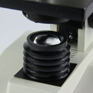 XP203 40X-1600X microscópio biológico Trinocular para laboratório de Ciências Educativas