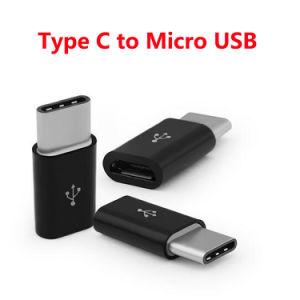 Type C pour l'Adaptateur micro USB de type C Convertisseur pour Xiaomi 4c LG G5 Nexus Oneplus 5X 6P2 MacBook adaptateur de type C