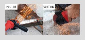 2400W de puissance électrique d'outils professionnels Newbakers meuleuse d'angle (GBK180AG)