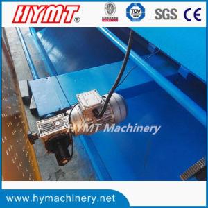 QC12Y-10X3200 Cisaillement du faisceau de machine hydraulique de rotation