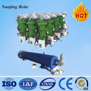 El filtro de agua el tratamiento de limpiar el filtro automático de fabricante