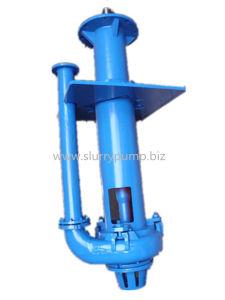 Mineralaufbereitenvertikale Schlamm-Pumpe