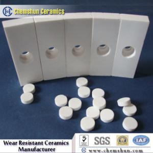 Carreaux de céramique d'alumine Anti-Wear doublure en brique avec verrouillage