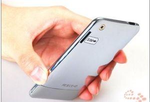 telefono sottile eccellente del Java GSM della fascia del quadrato di 3G WiFi (aria 08)