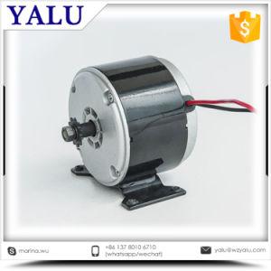 Mi1016 24V/36V 250W Bicicleta eléctrica tipo de pincel de imán permanente motor DC