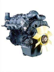 Motore diesel (BF6M1015)