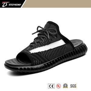 No Verão de alta qualidade de algumins Yeezy EVA programável de moda a sapata deslizante Chinelas Senhora 205028 da Sapata