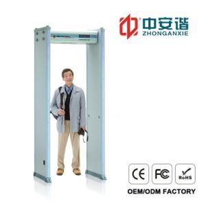 Password ManagementのLCD表示アーチ道Metal Detector