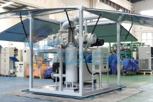 발전소를 위한 변압기 진공 건조용 기계