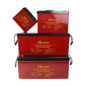 Cspower 12V180ah/200Ah/150Ah/100Ah высокая температура Гелиевый аккумулятор/ Solar-Deep цикла/SLA SMF - высокой нормы высева Rechargeable-Long-Life-Factory Batery-Adcs