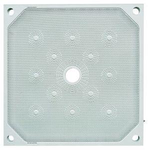 Placa de filtro de membrana de polipropileno de 800*800