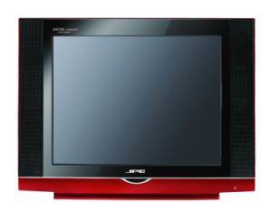 Dünner Fernsehapparat