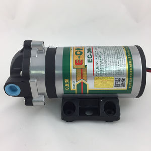Bomba eléctrica de água pressão de admissão de 0 400 2,6 Gpd Lpm Home sistema RO CE304