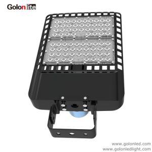 100-277В переменного тока датчика фотоэлемента130lm/W 150W Shoebox для использования вне помещений LED Автостоянка осветительные приборы