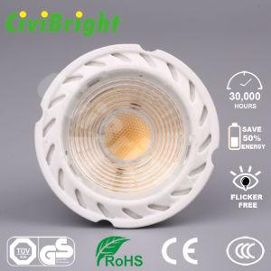 6W GU10 LED Birne PFEILER Chip Dimmable LED Lampen-Scheinwerfer
