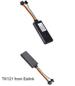 Véhicule automobile GSM/GPRS/GPS tracker localisateur en temps réel la voie périphérique Mini Tracking
