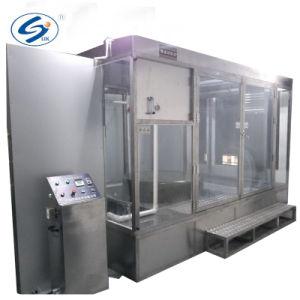 ISO Customized IPX1~IPX8 Water-Proof chuva sala de teste de Pulverização