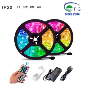 La clave de 44 a 10 metros 30LED RGB IP20/M 5050SMD LED Strip Kit