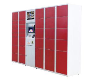 Intelligente elektronische Schließfächer für Anlieferungs-Paket-Speicher