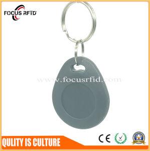 읽힌 125kHz Em4100 Tk4100 아BS RFID Keyfob 꼬리표만