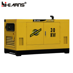 Water-Cooled дизельных генераторных установках старый корпус (GF2 на 30КВТ)