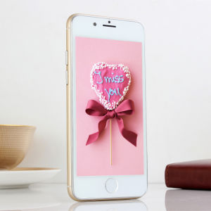 I7 Pantalla Qhd celular 2 Celular de la tarjeta SIM del teléfono móvil Andriod